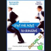 FILM  - DVD Chyť mě, když..
