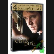 FILM  - DVD Čistá duše (A Beautiful Mind) DVD