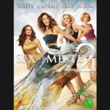 FILM  - DVD Sex ve městě 2..