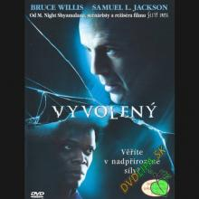 FILM  - DVD Vyvolený (Unbreakable) DVD