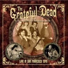 GRATEFUL DEAD WITH LINDA RONST..  - VINYL LIVE IN SAN FRANCISCO 1970 [VINYL]