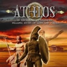 ATHLOS  - CD IN THE SHROUD OF ..