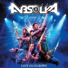 ABSOLVA  - CD LIVE IN EUROPE