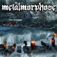 METALMORPHOSE  - CD FĂšRIA DOS ELEMENTOS