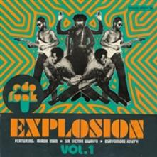 VARIOUS  - CD EDO FUNK EXPLOSION VOL. 1