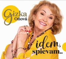 ONOVA GIZKA  - CD IDEM SPIEVAM..