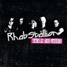 RHABSTALLION  - CD BACK IN THE SADDLE