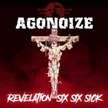 AGONOIZE  - CD+DVD REVELATION SIX SIX SICK