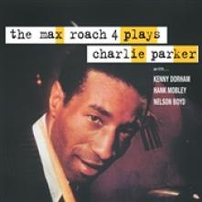 MAX ROACH 4  - VINYL PLAYS CHARLIE PARKER [VINYL]