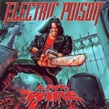 ELECTRIC POISON  - CD LIVE WIRE