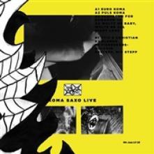 ELDH PETTER & KOMA SAXO  - CD LIVE