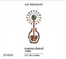 AUDIOKNIHA  - CD BRADBURY RAY: PAM..