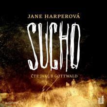 AUDIOKNIHA  - CD HARPEROVA JANA: SUCHO (MP3-CD)