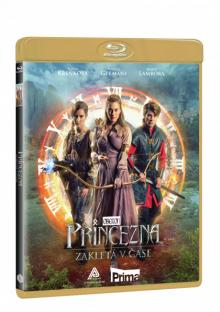 FILM  - BRD PRINCEZNA ZAKLETA V CASE [BLURAY]