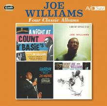 JOE WILLIAMS  - CD FOUR CLASSIC ALBUMS