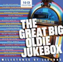 CLIFF RICHARD BUDDY HOLLY ELVI..  - CD OLDIE BOX