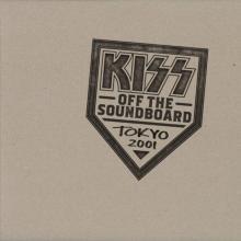 KISS  - 2xCD OFF THE SOUNDBO..
