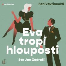 AUDIOKNIHA  - CD VAVRINCOVA FAN: E..
