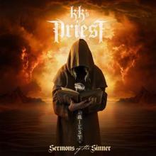 KK'S PRIEST [KK DOWNING]  - CD SERMONS OF THE SINNER