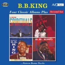 B.B. KING  - CD FOUR CLASSIC ALBUMS PLUS