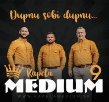 KAPELA MEDIUM  - CD DUPNU SOBI DUPNU...