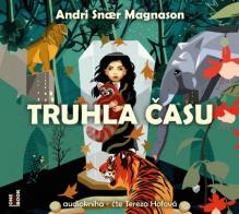 AUDIOKNIHA  - CD MAGNASON ANDRI SNAR: TRUHLA CASU