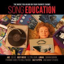 VARIOUS  - VINYL SONG EDUCATION -COLOURED- [VINYL]