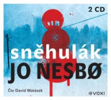 AUDIOKNIHA  - 2xCD NESBO JO: SNEHULAK (MP3-CD)