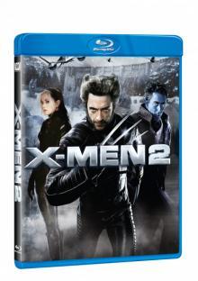 FILM  - BRD X-MEN 2 [BLURAY]