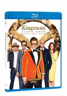 FILM  - BRD KINGSMAN: ZLATY KRUH [BLURAY]