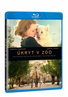 FILM  - BRD UKRYT V ZOO [BLURAY]