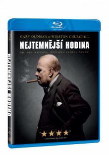 FILM  - BRD NEJTEMNEJSI HODINA [BLURAY]