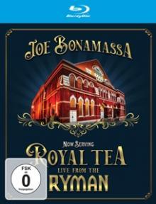 BONAMASSA JOE  - BRD NOW SERVING:ROYA..