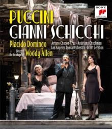 PUCCINI GIACOMO  - BRD GIANNI SCHICCHI [BLURAY]