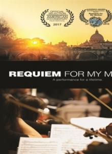 DOCUMENTARY  - DVD REQUIEM FOR MY MOTHER