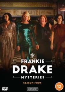 TV SERIES  - 3xDVD FRANKIE DRAKE.. -BOX SET-