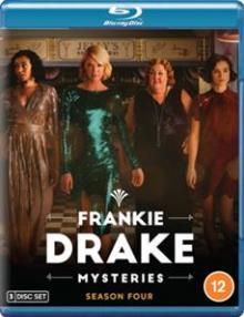 TV SERIES  - 3xBRD FRANKIE DRAKE.. -BOX SET- [BLURAY]