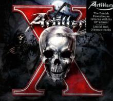 ARTILLERY  - CD X