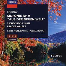 DVORAK ANTONIN  - CD SYMPHONY NO. 9 'FROM THE