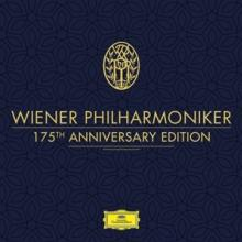 WIENER PHILHARMONIKER  - 45xCD+DVD 175TH.. -CD+DVD-