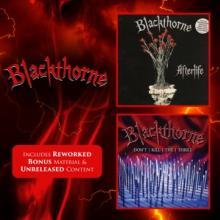 BLACKTHORNE  - CD+DVD AFTERLIFE/DON..