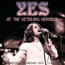 YES  - CD+DVD AT THE VETERANS MEMORIAL (2CD)