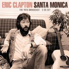 ERIC CLAPTON  - CD+DVD SANTA MONICA (2CD)