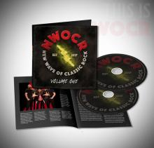 VARIOUS  - CD+DVD NEW WAVE OF CLASSIC ROCK VOLUME 1