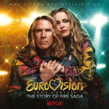 SOUNDTRACK  - VINYL EUROVISION SONG.. -CLRD- [VINYL]