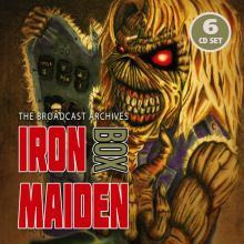 IRON MAIDEN  - CDB BOX (6-CD SET)