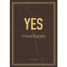 YES  - BK A VISUAL BIOGRAPHY (MARTIN POPOFF)