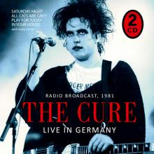 CURE  - CD+DVD LIVE IN GERMA..