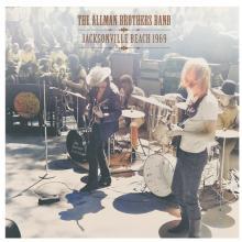 ALLMAN BROTHERS BAND  - 2xVINYL JACKSONVILLE BEACH 1969 [VINYL]