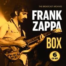 FRANK ZAPPA  - CDB BOX (6-CD SET)